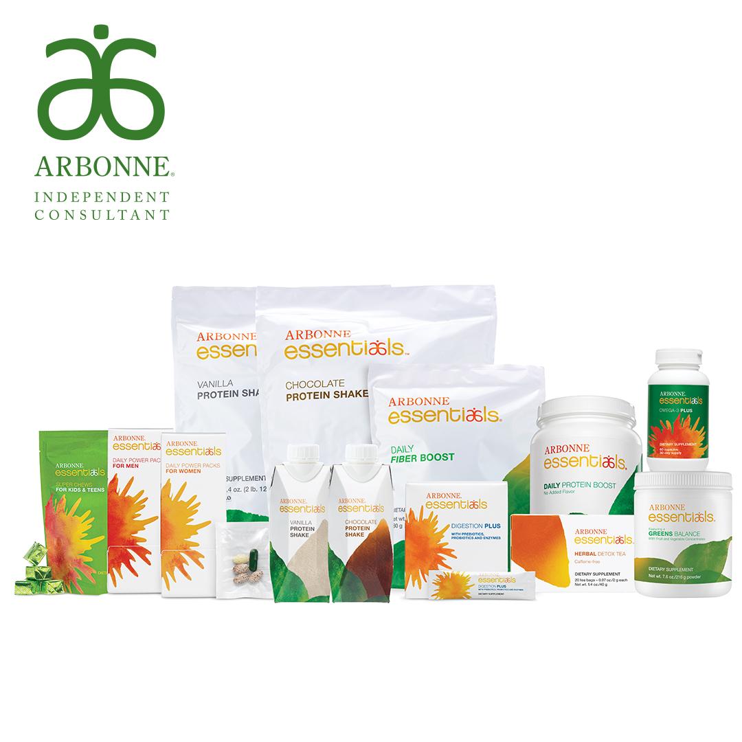 Arbonne starter kit