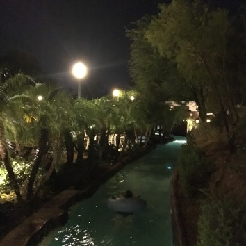 Lazy River at night 3